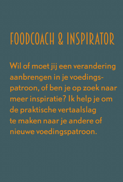 Foodcoach Flyer